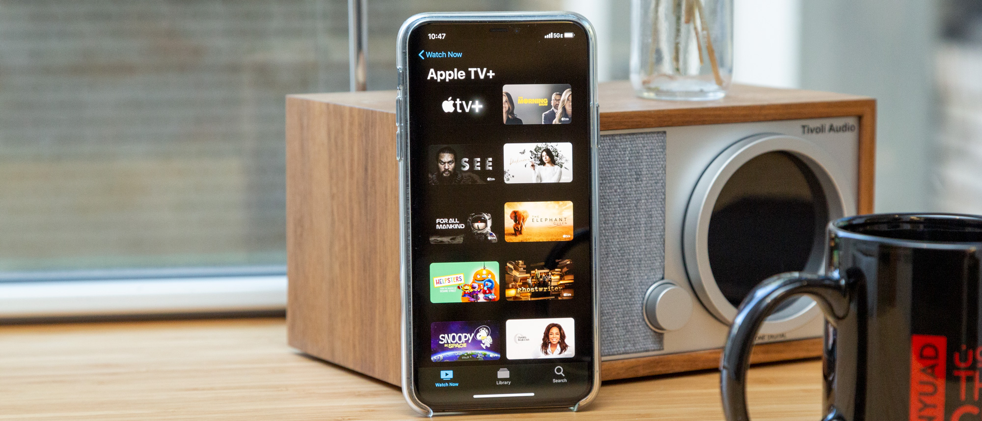 Apple TV Plus - We're not exactly plussed with Apple TV+.