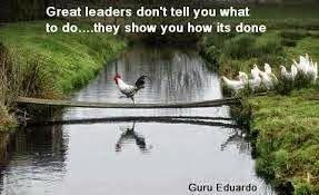 Reflection on Beginning a Digital Leadership Journey