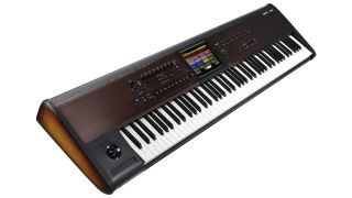 Musikmesse 2017: Korg's Kronos LS has a lighter keyboard and