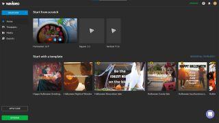 Best online video editors: WeVideo