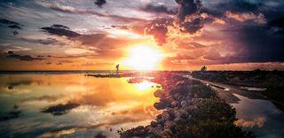 sunrise, sun shine, dawn