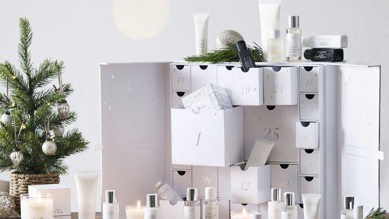 The White Company's advent calendar