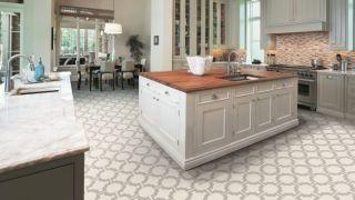 Harvey Maria LVT Flooring in kitchen