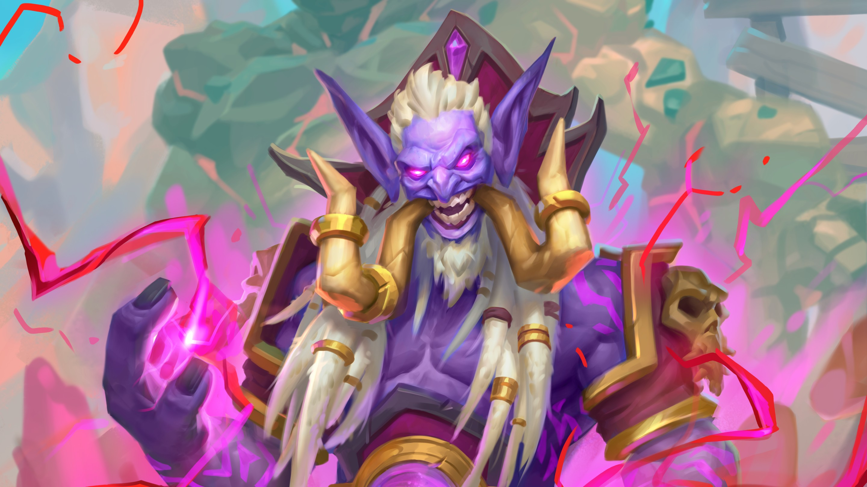 Uh oh, Kazakus is coming back to Hearthstone