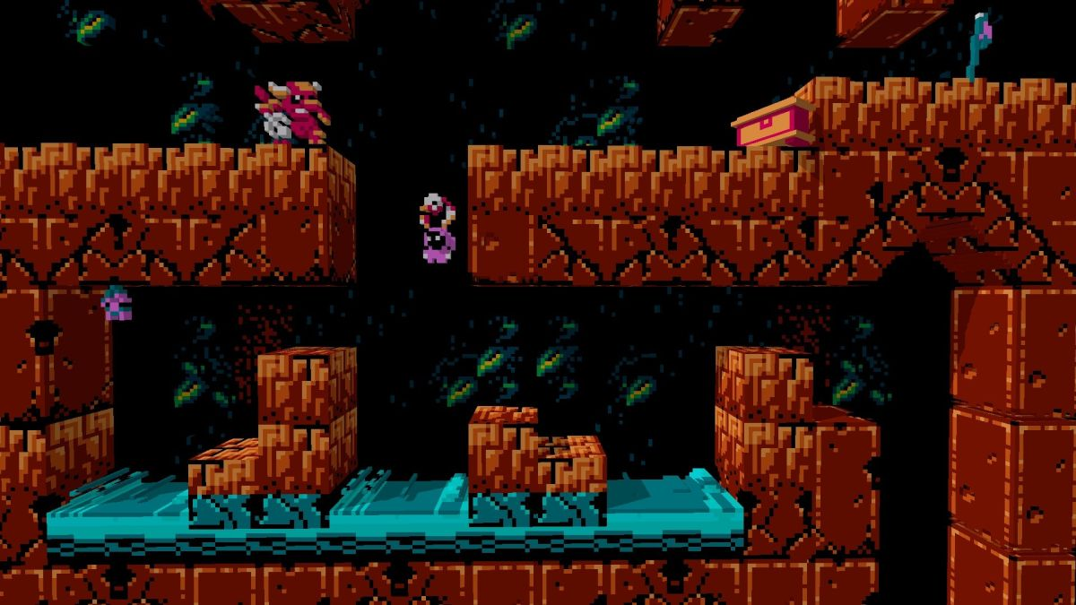 This rad emulator that lets you play NES classics like Mario and Zelda in 3D is now on Steam