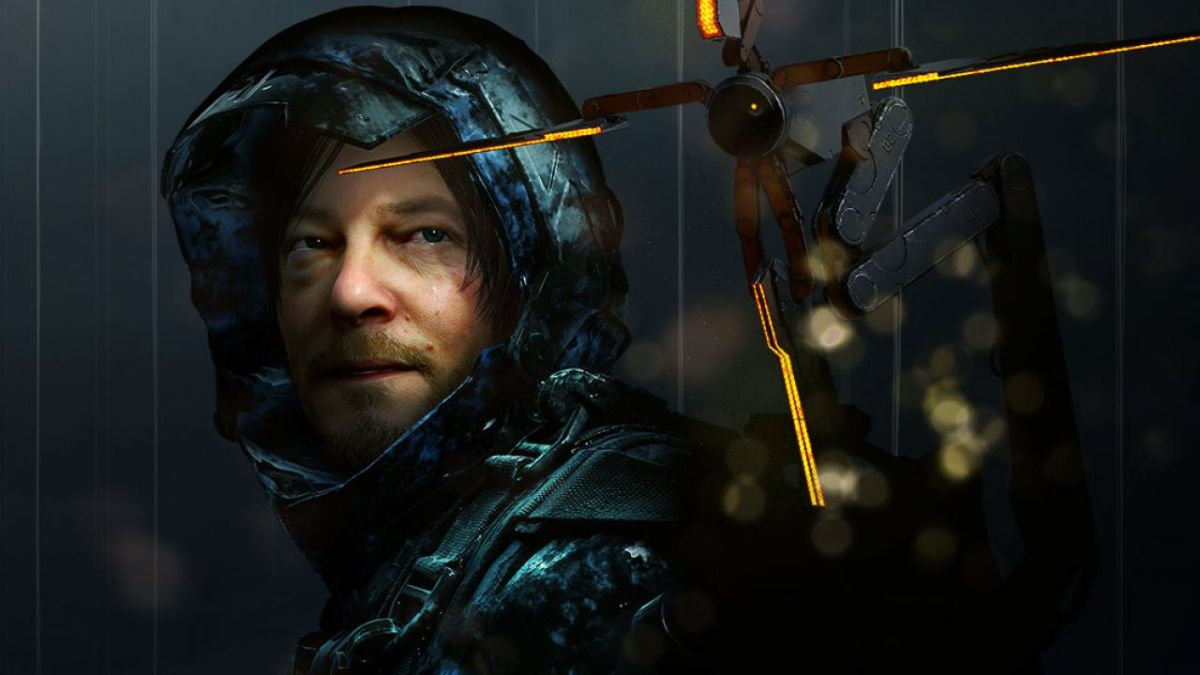 The Death Stranding review embargo is November 1st