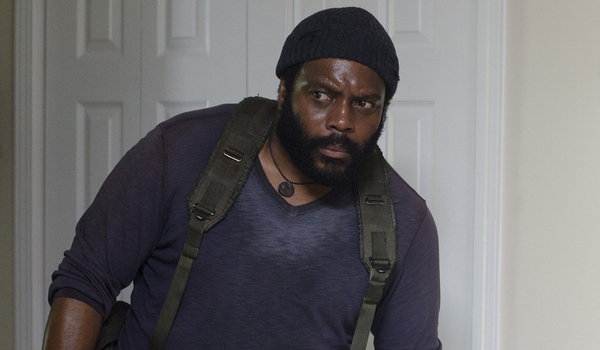 Chad L. Coleman as Tyreese on The Walking Dead