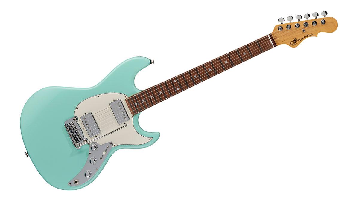 G&L reveals versatile Deluxe Skyhawk HH electric guitar
