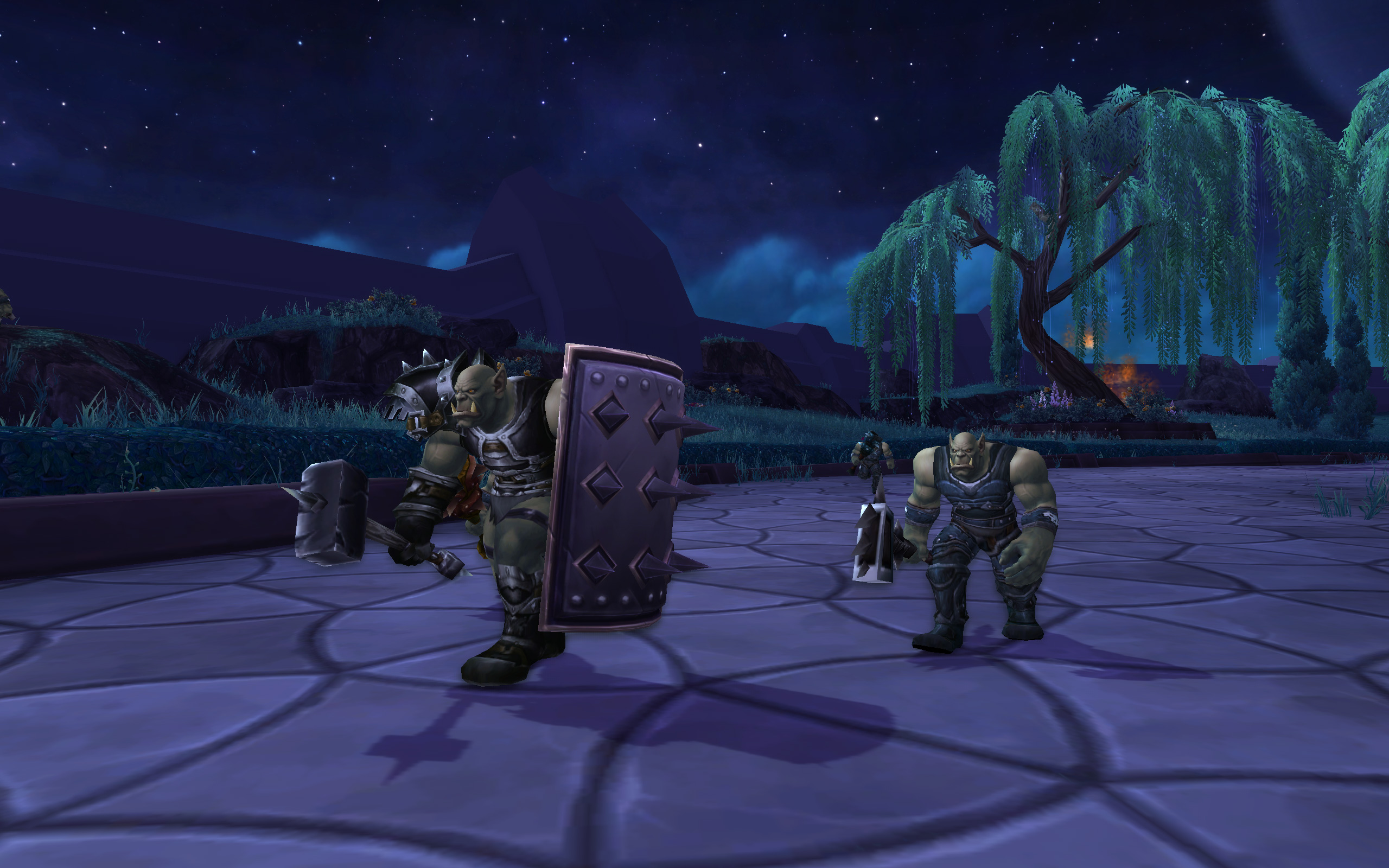 World Of Warcraft: Warlords Of Draenor Screenshots Travel To First Dungeon #30656