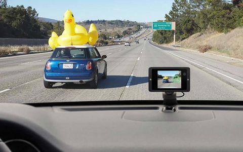 Owl Car Cam Review: Dashcam Meets Security System | Tom's Guide