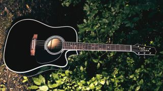 Acoustic Guitarist of the Year 2019 prize - a Takamine EF341SC acoustic guitar