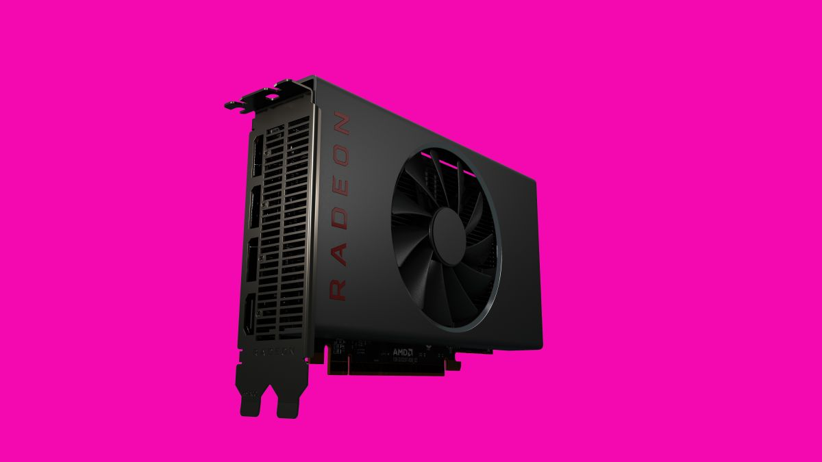 AMD unveils Radeon RX 5500, a graphics card for 1080p players