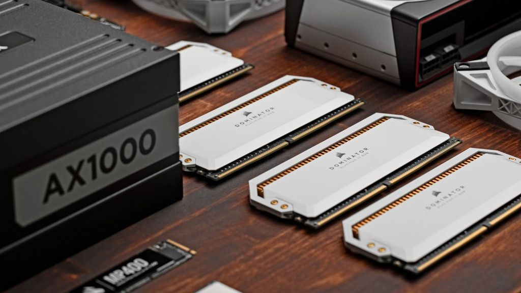 Corsair teases seriously fast DDR5 RAM and it's coming 'soon'