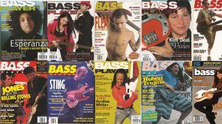 Bass Player 400