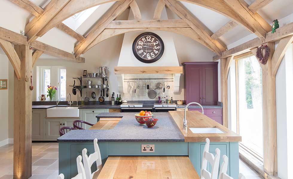 18 kitchen extension design ideas for period homes | Real Homes
