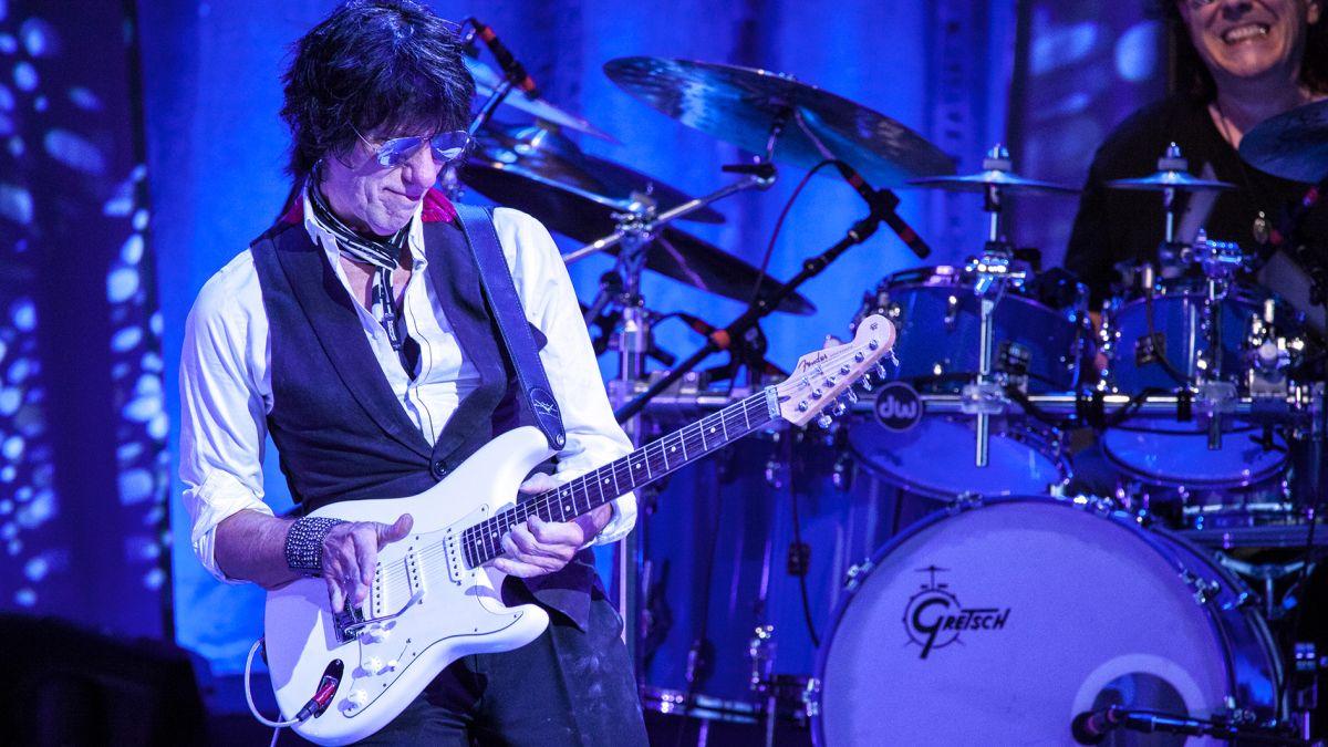 Ode to Jeff Beck: Steve Vai, Joe Satriani, Vince Gill, Steve Stevens and more on why he's the guitar hero's guitar hero