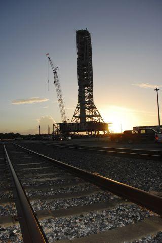 NASA's Mobile Launch Platform