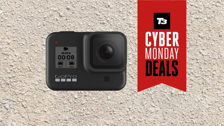 GoPro Hero 8 Black deal for Cyber Monday