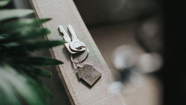 best key safe: set of keys