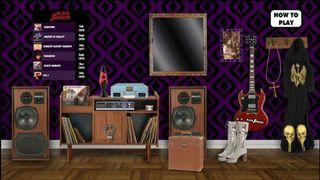 Black Sabbath Escape Room screengrab