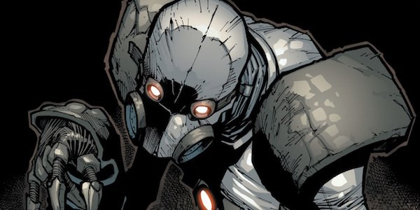Ghost from Marvel comics