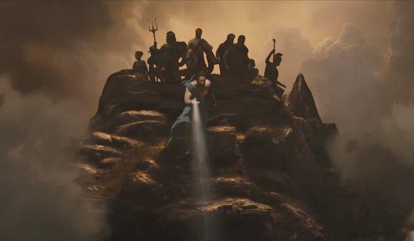 Wonder Woman Old Gods