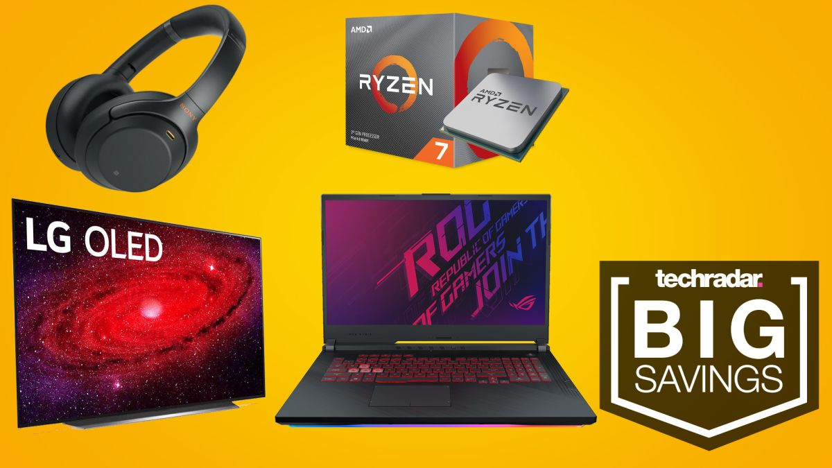 Gaming PC deals discount top laptops and more tech in the Newegg sale