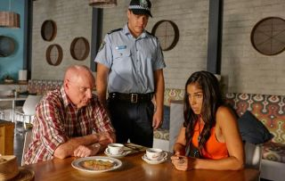 Home and Away, Alf Stewart, Colby Thorne, Willow Harris