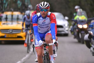 AIXENPROVENCE FRANCE FEBRUARY 16 Thibaut Pinot of France Team Groupama FDJ during the 5th Tour de La Provence 2020 Stage 4 a 1705km stage from Avignon to AixEnProvence TDLP letourdelaprovence TDLP2020 on February 16 2020 in AixEnProvence France Photo by Luc ClaessenGetty Images