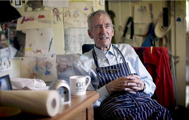 Raymond Briggs: Snowmen, Bogeymen and Milkmen