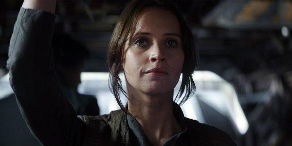 Jyn Erso Rogue one A Star Wars Story Felicity Jones