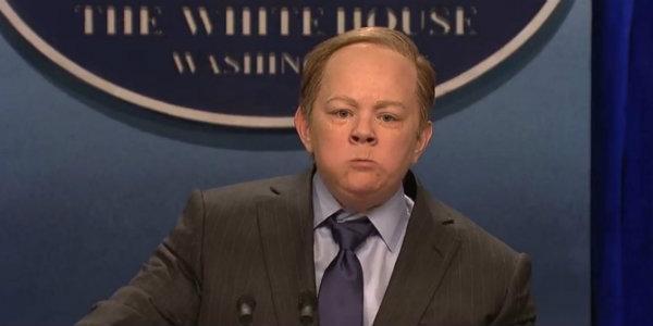 Melissa McCarthy Sean Spicer