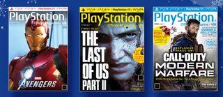 OPM magazines