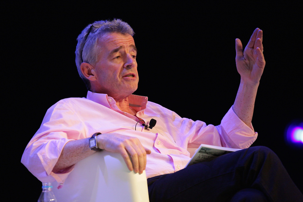 Thumbnail Credit (cyclingweekly.co.uk): Michael O'Leary (Photo: Flickr/World Travel & Tourism Council)
