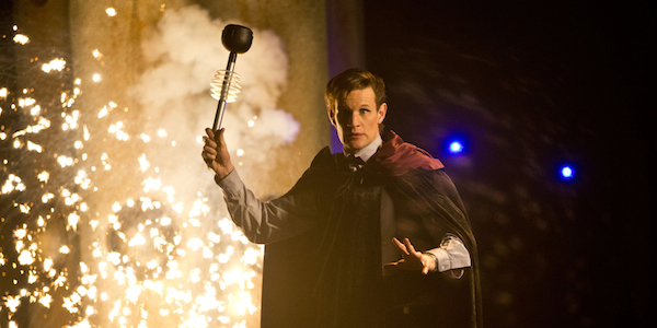 Doctor Who Christmas Special 'The Time Of The Doctor' Watch: Stripped To Its Core