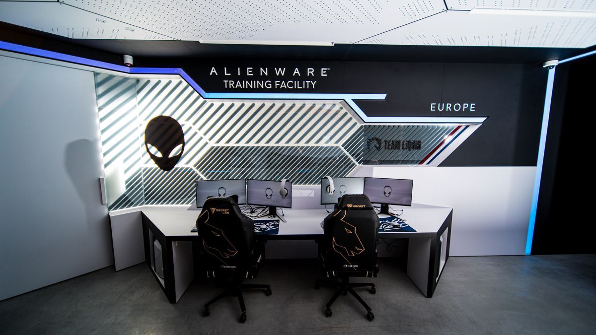 Team Liquid's Alienware training facility is out of this world – and more are on the way