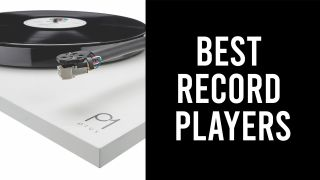 Rega Planar 1 record player in white