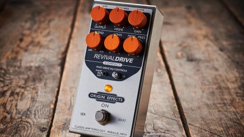 Origin Effects RevivalDRIVE Compact review