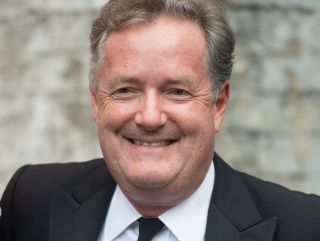 Piers Morgan at The Sun's Who Cares Wins Awards 2021