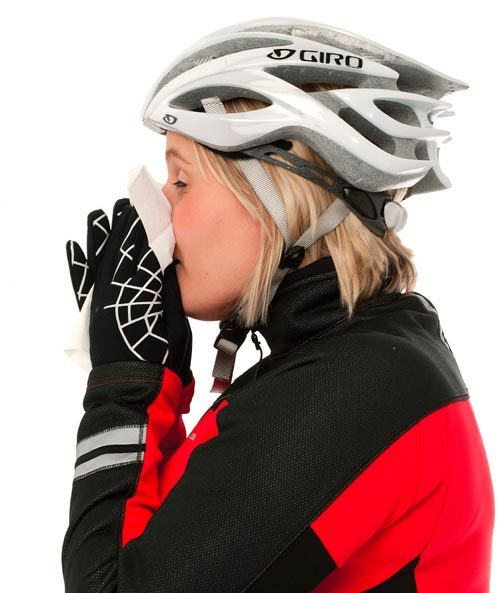 Cold sneeze flu