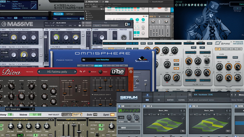 These are the soft synths you need in your DAW