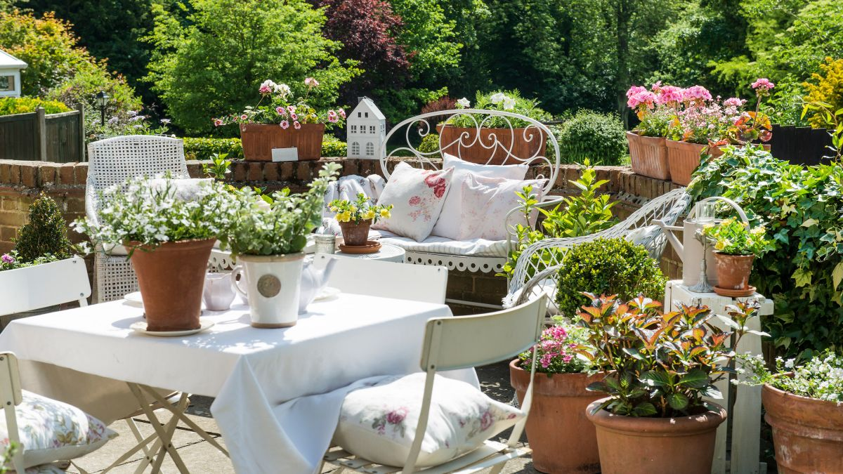 19 patio gardening ideas to bring your outdoor space to life