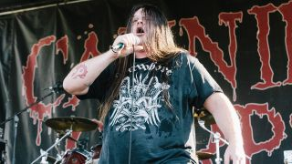 George 'Corpsegrinder' Fisher