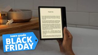 Amazon Black Friday deal - Kindle Oasis Black Friday Kindle deal