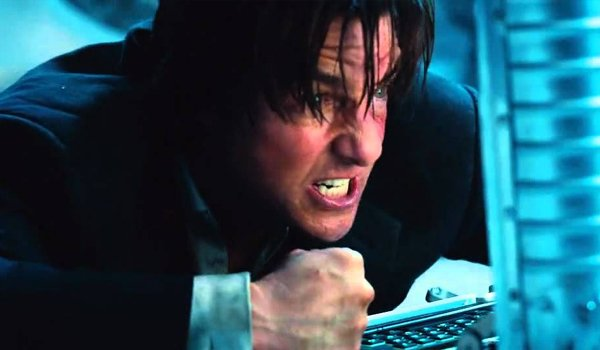 Mission Accomplished Mission: Impossible - Ghost Protocol