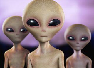 Aliens: Artist's Concept Image