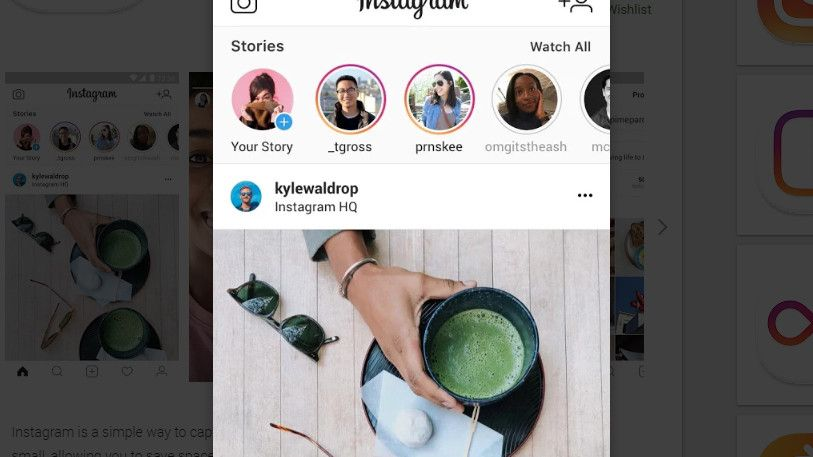 Instagram wants to make it even harder to ignore your friends' Stories