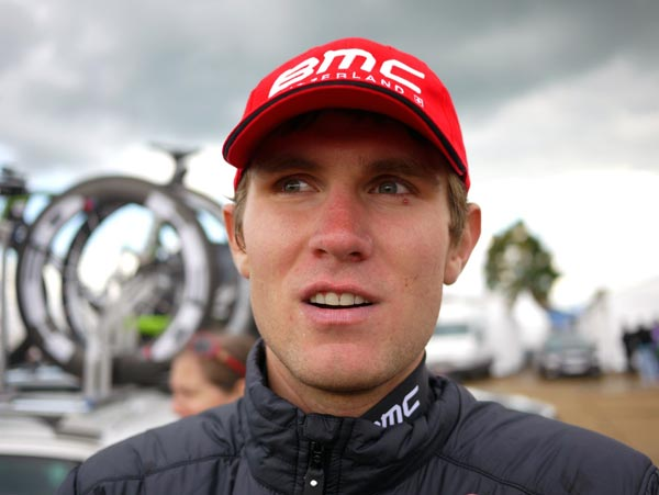 Tejay Van Garderen at 2012 Road World Championships