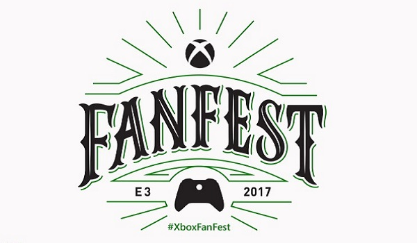 The Xbox FanFest 2017 logo