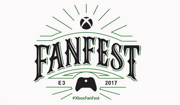 The Xbox FanFest 2017 logo